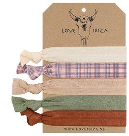 Love Ibiza Classic set van 5