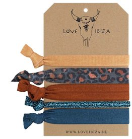 Love Ibiza Boudoir set of 5