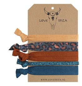 Love Ibiza Boudoir set of 5