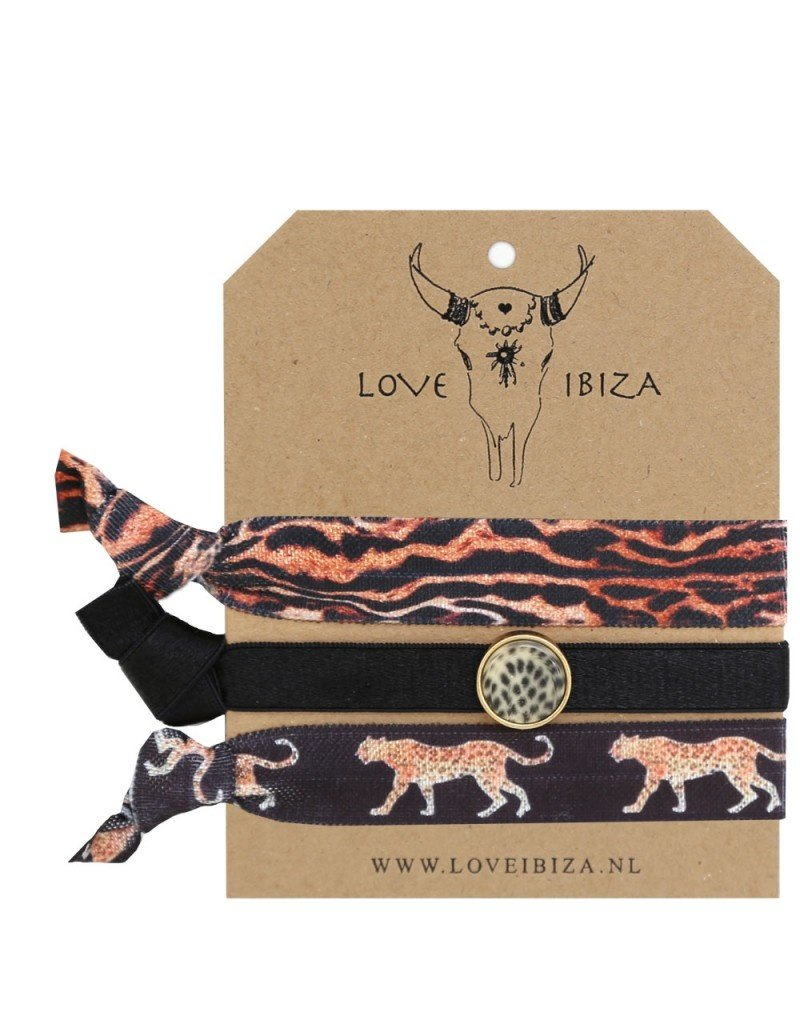 Love Ibiza Leopard set van 3