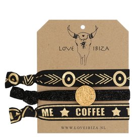 Love Ibiza Coffee tea me set van 3