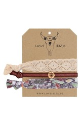 Love Ibiza Kompas   set van 3