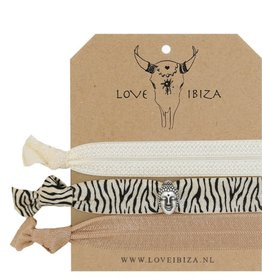 Love Ibiza Buddha  set van 3