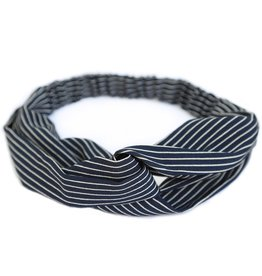 Love Ibiza Haarband stripe black