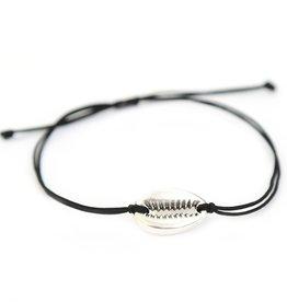 Love Ibiza Bracelet shell silver