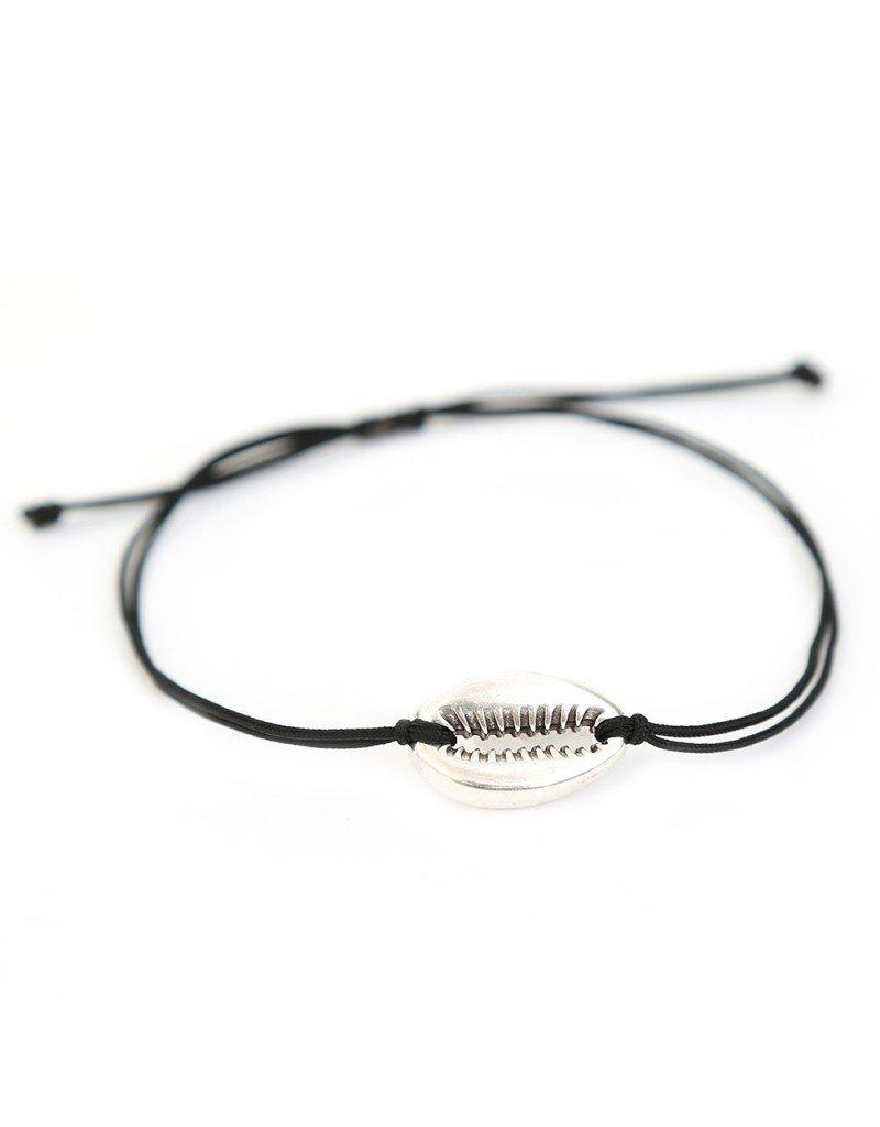 Love Ibiza Wrap bracelet silver