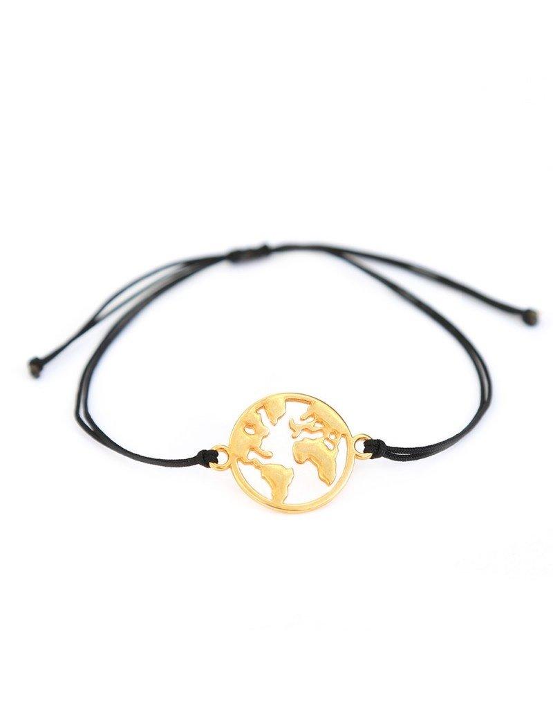 Love Ibiza Armband wereld