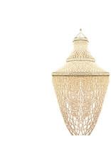 Damn Hanglamp schelpen  40 x 100 cm