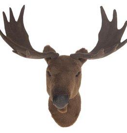 Damn Pluche deer head 34 cm
