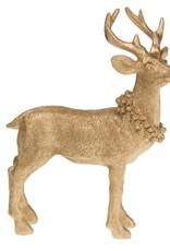 Damn Deer gold 21 cm