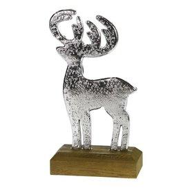 Damn Deer on base 23 cm