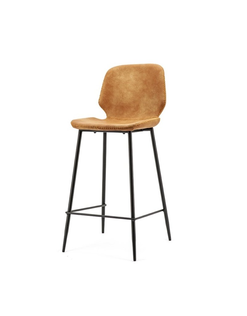 By-Boo Bar chair Seashell low
