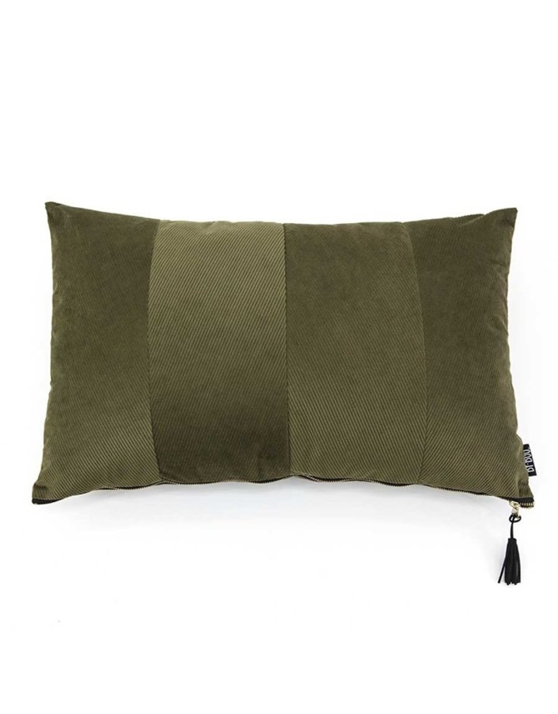 By-Boo Pillow corduroy green