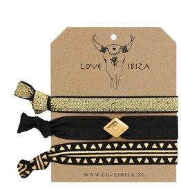 Love Ibiza Aztec set van 3