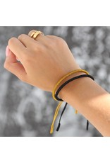 Love Ibiza Armband buddhist black