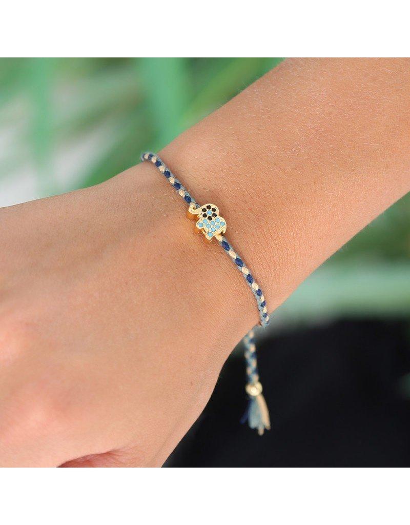Love Ibiza Armband sweet elephant