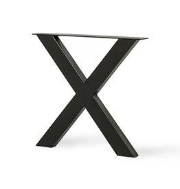 Damn Industriele X tafelpoten