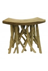 Damn Stool branches curve