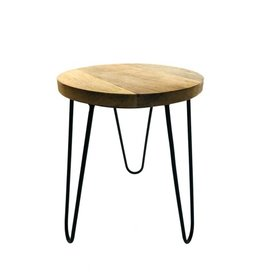 Damn Stool wooden top