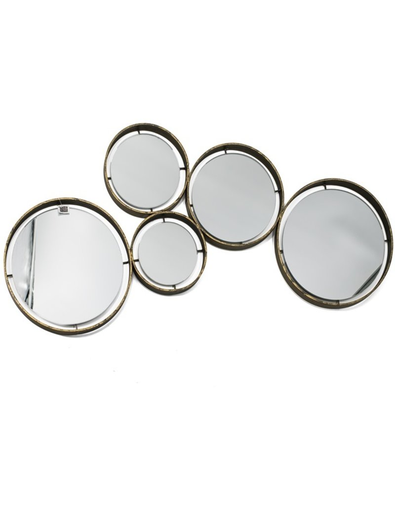 Damn Spiegel  105 cm
