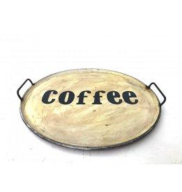 Damn Iron  tray coffee 58 cm