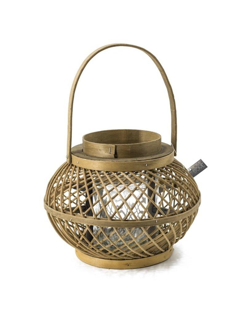 Damn Bamboo lantaarn large