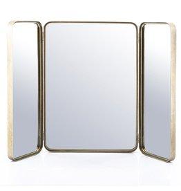 Damn Mirror charming gold