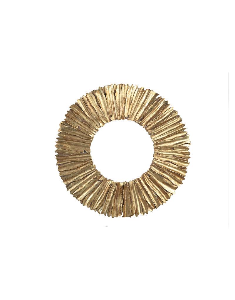 Damn Spiegelkast goud 60 cm