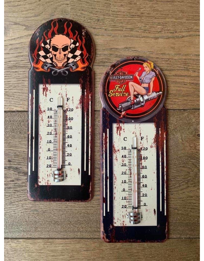 Damn Thermometer