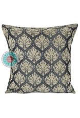 esperanza-deseo Honeycomb cream pillow case / cushion cover ± 45x45cm