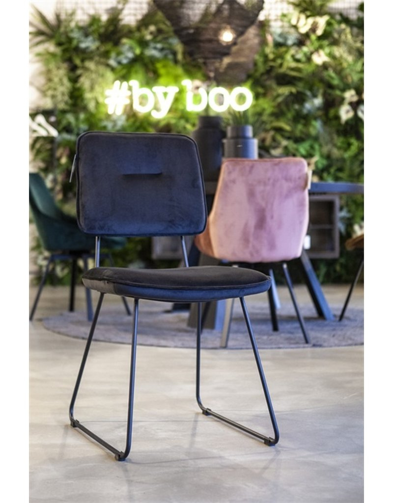 By-Boo Chair leather look black - Copy - Copy - Copy - Copy - Copy - Copy - Copy - Copy - Copy