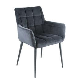 By-Boo Flair black chair