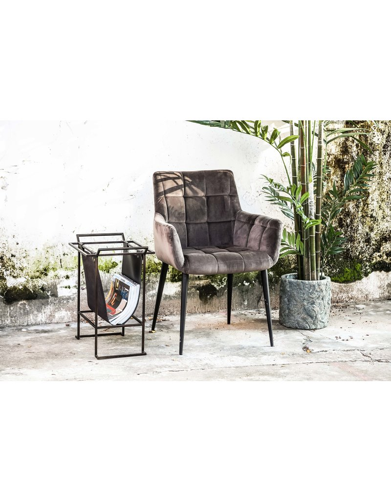 By-Boo Chair leather look black - Copy - Copy - Copy - Copy - Copy - Copy - Copy - Copy - Copy - Copy - Copy