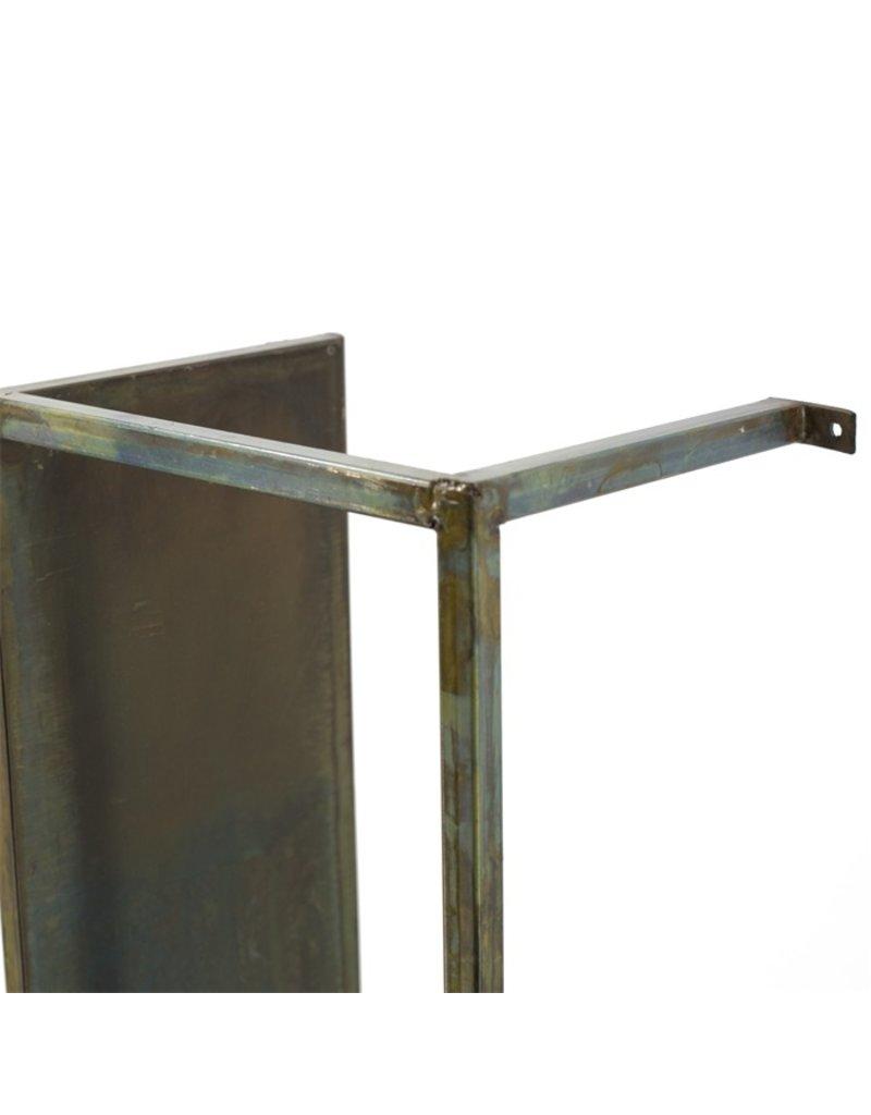 Damn Wandrek metaal  76 cm