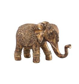Damn Olifant goud 36 cm