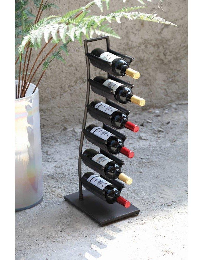 Damn Metalen wijnrek  74 cm