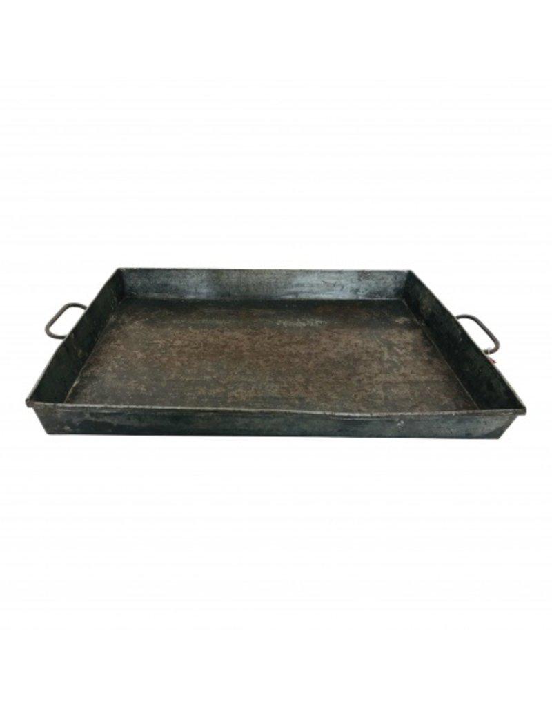 Damn Iron tray