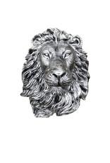 Damn Leeuwenkop zwart wit
