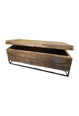 Damn Wooden storage box