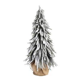 Damn Tree jute Snow white L 52 cm