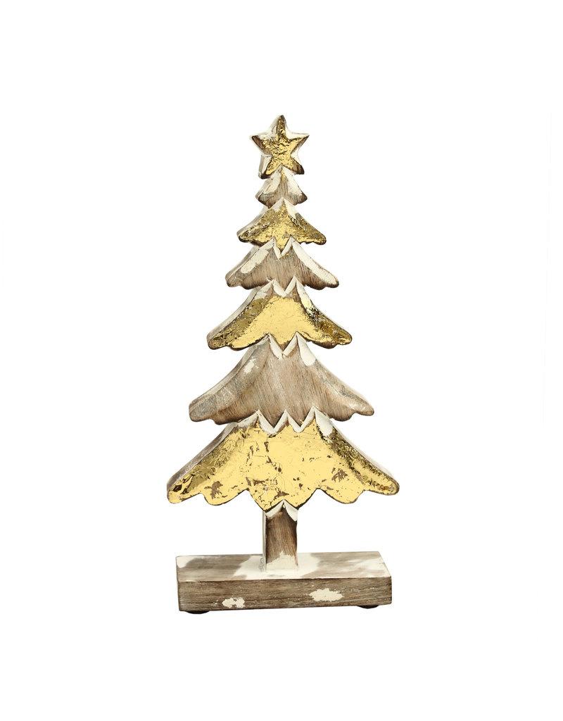 Damn Wooden tree gold