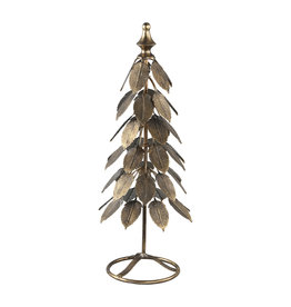 Damn Metalen kerstboom 50 cm
