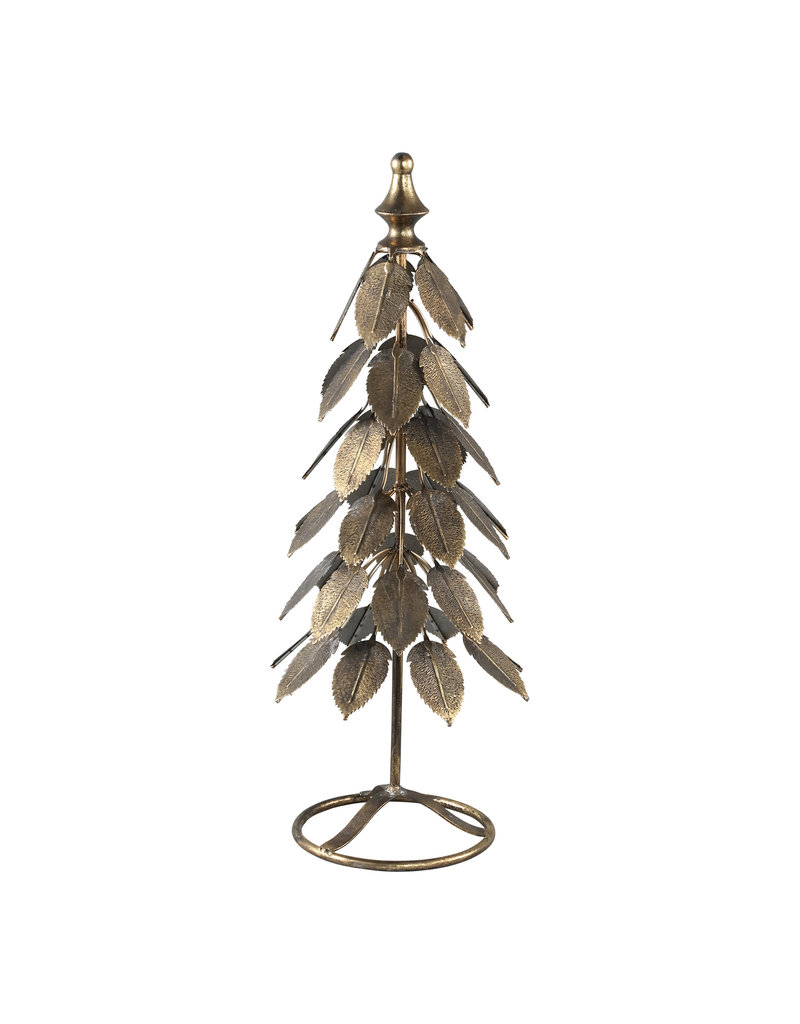 Damn Metalen kerstboom