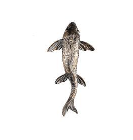 Damn Fish silver bronze
