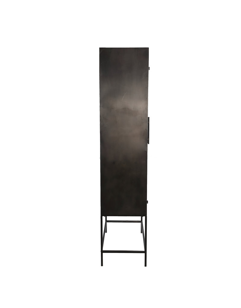Damn Ray black wooden cabinet