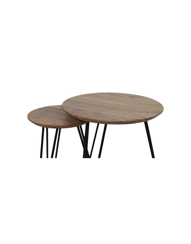 Damn Set van 2 tafels