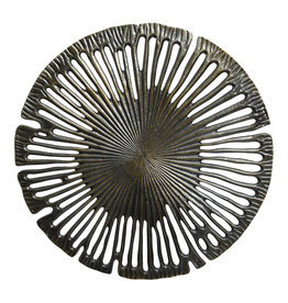 Damn Wandpaneel brons