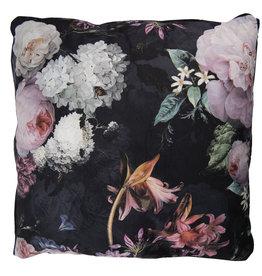 Damn Pillow flowers