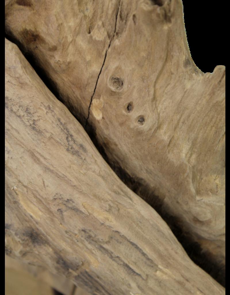 Damn Grof stuk hout 80 cm