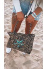 Love Ibiza grote strandtas